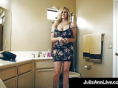 Julia Ann porn videos - hot mom gets fucked