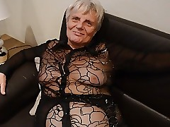Stocking sex video's - milf geneukt